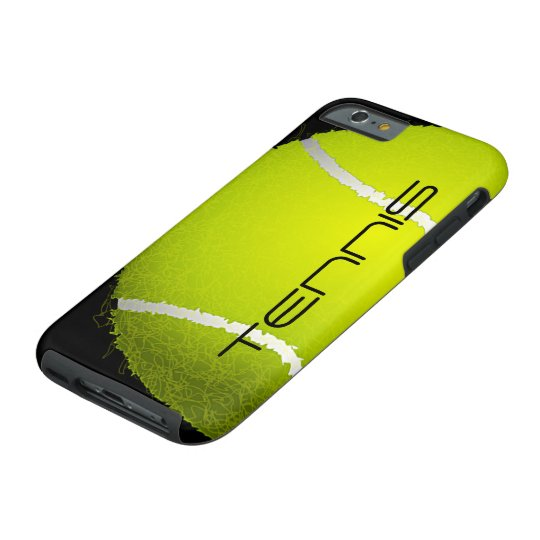 Tennis Design Smartphone Case