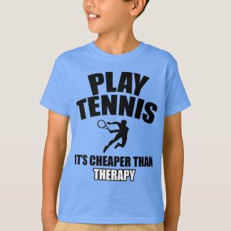 Tennis   design T-Shirt