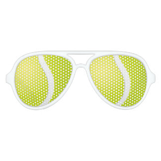 Tennis Eyes | Sport fan Aviator Sunglasses