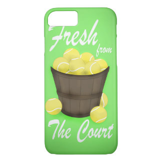 Tennis fresh from the court iPhone 7 case