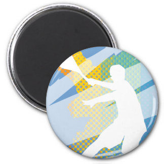 Tennis Gifts for tennis players and tennis fans Magnet