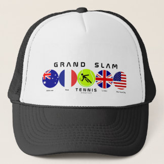 Tennis Grand Slam Hat