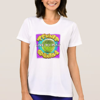 tennis grandma.... T-Shirt