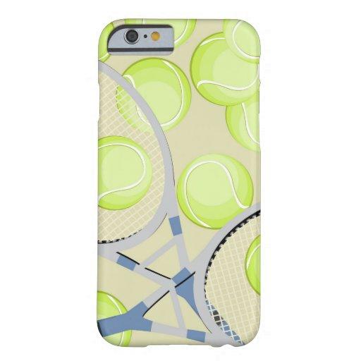Tennis iPhone 6 case