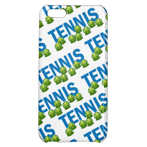 Tennis iPhone 5C Covers