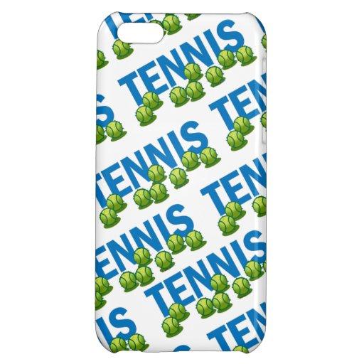 Tennis iPhone 5C Covers