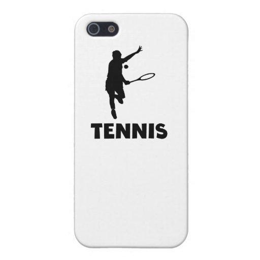 Tennis iPhone 5/5S Covers
