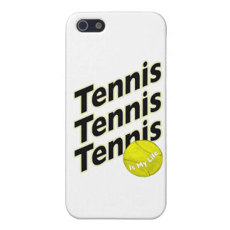 Tennis is My Life iPhone 5/5S Case