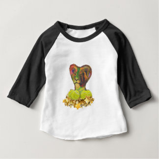 Tennis, Lion and the Stars Baby T-Shirt