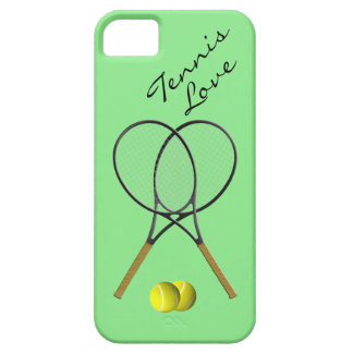 Tennis Love IPhone 5  Case