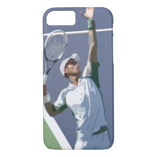Tennis Love iPhone 7 Case