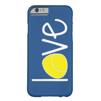 "Tennis ""love"" iPhone case"