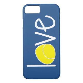"Tennis ""love"" iPhone case"