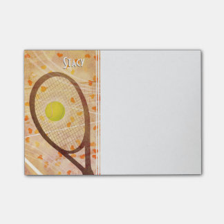 Tennis Love Post-it Notes