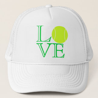 Tennis Love Trucker Hat