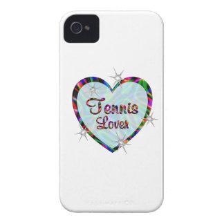 Tennis Lover iPhone 4 Case-Mate Case