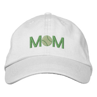 Tennis Mom Embroidered Hat