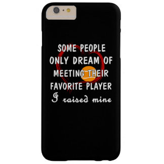 Tennis Mom Favorite Player Barely There iPhone 6 Plus Case