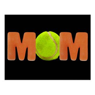 Tennis Mom Postcard