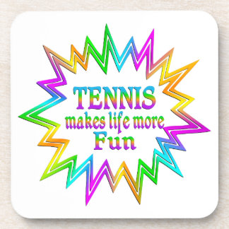 Tennis More Fun Coaster