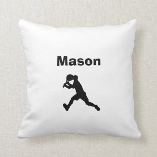Tennis Personalized Pillow (male)