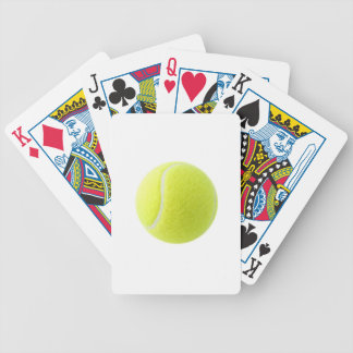 Tennis Player Ball Playing Cards Sports Card