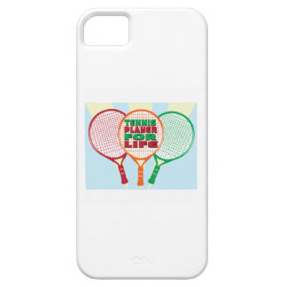 Tennis player for life iPhone 5/5S cover