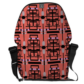 Tennis Pong Courier Bags