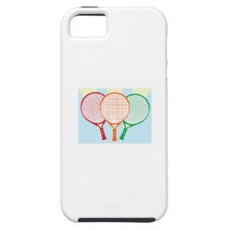 Tennis Racket iPhone 5 Case