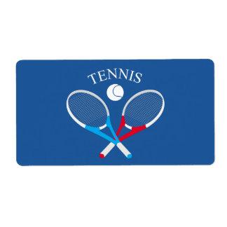 Tennis rackets and tennis ball