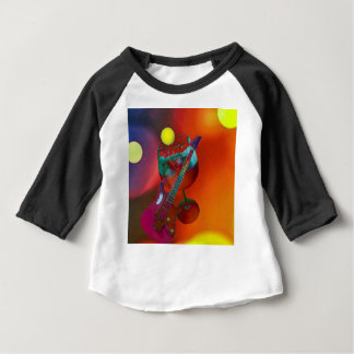Tennis sport have a party today baby T-Shirt