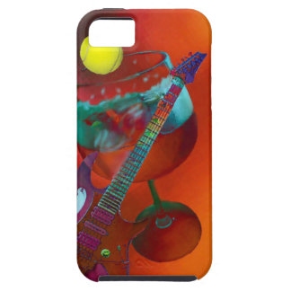Tennis sport have a party today iPhone 5 cover