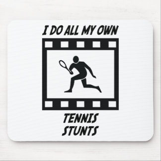 Tennis Stunts Mouse Mat