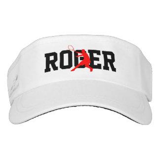 Tennis sun visor hat | Custom cap for player coach