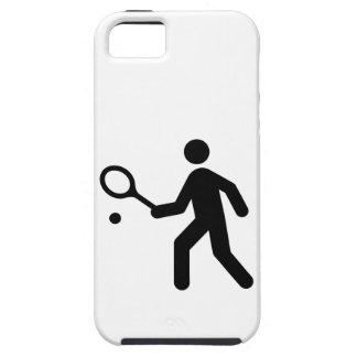 Tennis Symbol iPhone 5 Covers