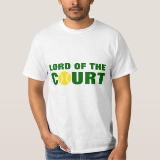 Tennis t shirt | Lord of the court