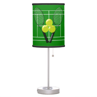 Tennis Table Lamp