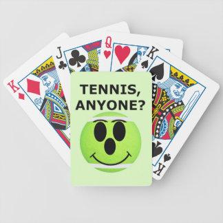 Tennis Theme Bicycle Playing Cards Decks