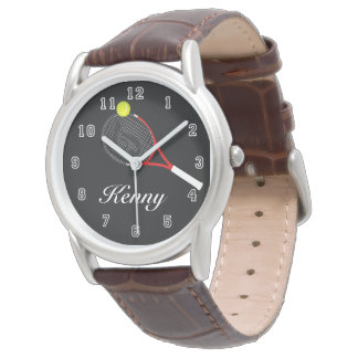 Tennis Time Watch