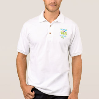 Tennis Tots Academy_Bouncee_personalized Polo Shirt