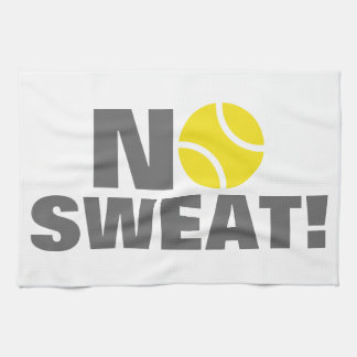 Tennis towel | No sweat!