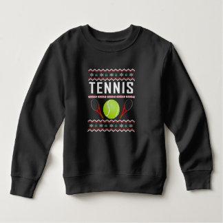 Tennis Ugly Christmas Sweater