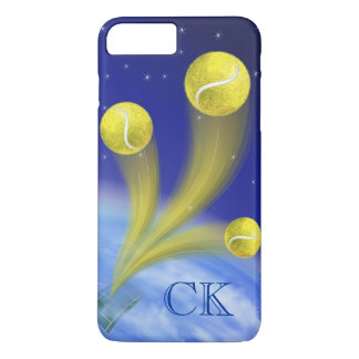 Tennis Victory, personalized iPhone 7 Plus Case