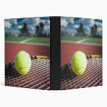 Tennis Vinyl Binders