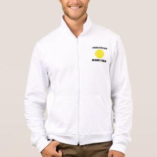 Tennis Winners Train Jacket