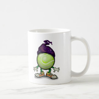 Tennis Wizard Coffee Mug