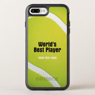 Tennis World's Best Player | Sport OtterBox Symmetry iPhone 8 Plus/7 Plus Case