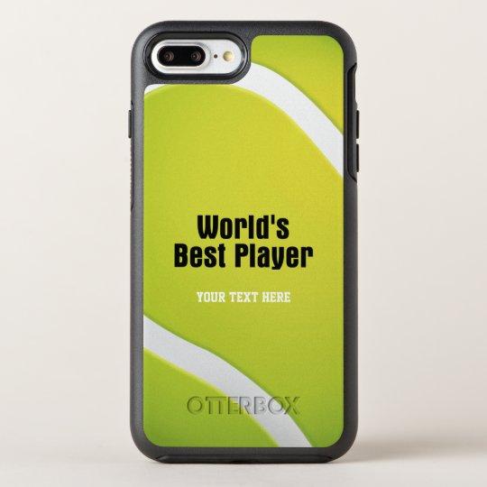 Tennis World's Best Player   Sport OtterBox Symmetry iPhone 8 Plus/7 Plus Case