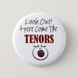 Tenor 2 Inch Round Button