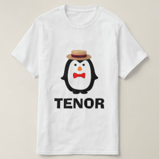 Tenor Penguin T-Shirt